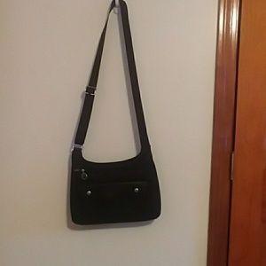 Longchamps nylon crossbody bag